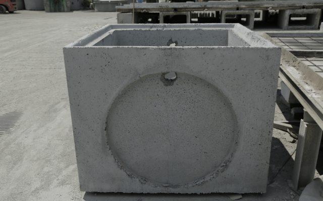Blocco cemento armato