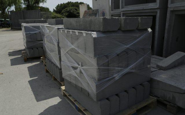 Cemento pedane