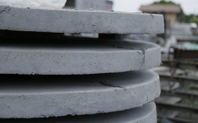 Mic Basile - Blocchi cemento