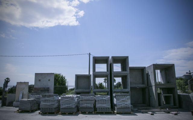 Set Prefabbricati Cemento